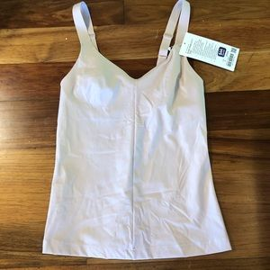 Lululemon simply sleek 2-in-1 bra tank top 6 NWT